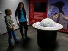 Ostravské planetárium s hvězdárnou se značně proměnilo, vstoupilo do 21. století. (26. listopadu 2014)