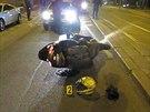 Až do roku 2022 má zákaz řízení třicetiletý muž, který zdrogovaný a přiopilý ujížděl pražským policistům na kradeném skútru.