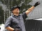 Love Planet 2006 - Body Count feat. Ice-T - Průkopníci rap-metalu Body Count vystoupili se svým frontmanem Ice-T na festivalu Love Planet na pražském Výstavišti. (12. srpna 2006)