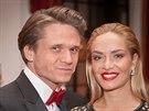 Ta��na Kucha�ov� a Ond�ej Brzobohat�