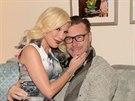 Krize manželství je zažehnána. Tori Spellingová a Dean McDermott jsou zase jako hrdličky (listopad 2014)