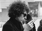 Bob Dylan jako hipster ve 2. polovině 60. let (z knihy Kdo je ten chlap?)