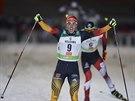 Německý sdruženář Johannes Rydzek vyhrál  úvodní závod Světového poháru ve finské Ruce.