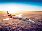 Návrh nadzvukového letounu Aerion AS2