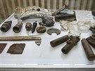 V Muzeu Komenského otevřeli novou výstavu Zkáza z nebes, která zachycuje bombardování města i leteckou bitvu nad Přerovem a okolím před 70 lety. K vidění jsou různé nalezené předměty.