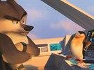 Z animovaného filmu Tučňáci z Madagaskaru