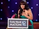 Ewa Farna skončila v kategorii zpěvaček třetí (28. listopadu 2014).