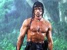 Sylvester Stallone ve filmu Rambo II (1985)