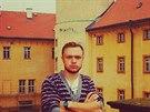 Ukrajinský student Dmitry Tretyakov