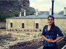 Krymská Tatarka Ai-nuru Umerova po ruské anexi Krymu nejprve odjela do ukrajinského Lvova. Nyní studuje v České republice.