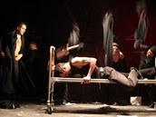 JÁ FRANCOIS VILLON, Divadlo Na Jezerce / foto Ivan Kahún