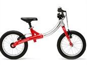 Kdy� oto�íte zadní vidlici vzh�ru nohama, máte rázem kolo pro men�í dít�.