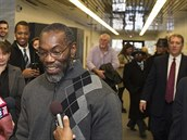 Rickyho Jacksona osvobodil soud v pátek. Ve v�zení strávil 39 let za vra�du,...