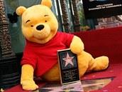 Medvídek Pú má svou hv�zdu i na slavném hollywoodském chodníku slávy. Na polské...