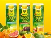 Rauch vyrábí nap�íklad d�usy Happy Day, Yippy, Bravo nebo ICE TEA.