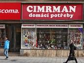 Vzkaz Svěrákovi. Cimrman žije vBrně a prodává hrnce na Masarykově ulici.