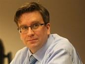 Šéf vývoje společnosti Varroc Lighting Systems Nový Jičín Todd C. Morgan.