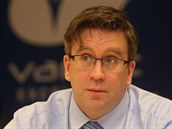 Todd C. Morgan, �éf vývoje ve spole�nosti Varroc Lighting Systems, pracuje v...
