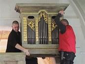 Do kostela U Je�í�ka v Plzni se po skoro 10 letech vrátily zrekonstruované...