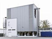 Továrna na výrobu paliva paliva Audi e-diesel