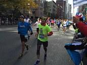 Maratonsk� nebe - New York City maraton 2014