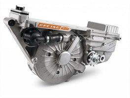 KTM Freeride E - Motor bez baterie.