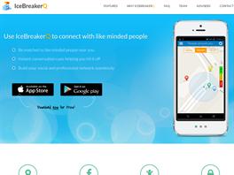 Webová prezentace IceBreakerQ