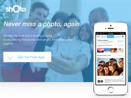 Webová prezentace Shoto