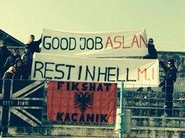 Dobrá práce, chválí albánští radikálové smrt srbského fanouška.