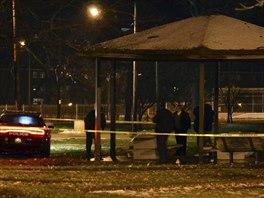 H�i�t� v Clevelandu, kde policie chlapce zast�elila.