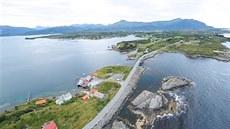 Norská silnice Atlantic Road