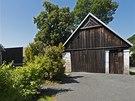Rekonstrukce se nevyhnula ani staré stodole.
