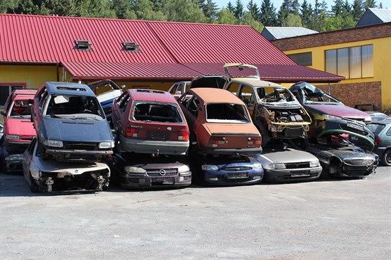 Nechte sv� star� vozidlo zlikvidovat ekologicky a zdarma!