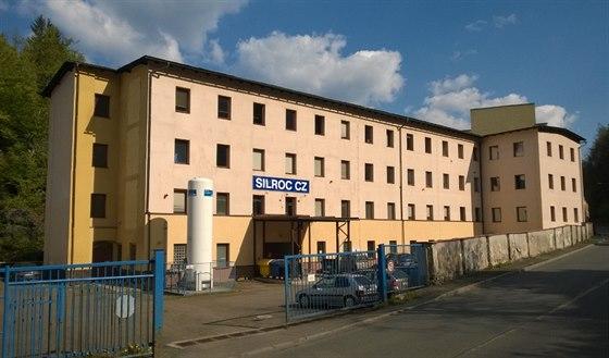 sídlo budovy společnosti SILROC CZ