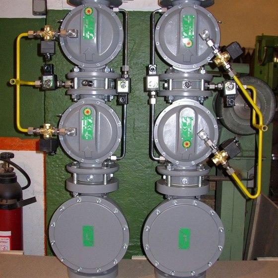 Plynov� armatury s ve�ker�m servisem po cel� �R