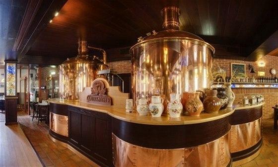V pivovaru Purkmistr si připravili Vídeňský adventní speciál.