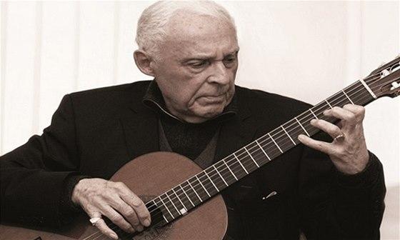 Významné životní jubileum oslaví na festivalu kytarový virtuos Jiří Jirmal