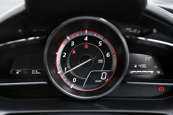 Nová Mazda 2