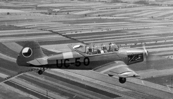 C-5 bylo vojenské označení Zlinu Z-26. První Trenery měly menší nedostatky s chlazením motoru, činilo to problémy v teplejších částech roku. Řešilo se to demontáží bočních motorových krytů.