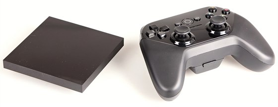 Set-top-box Android TV a ovlada� �gamepad�