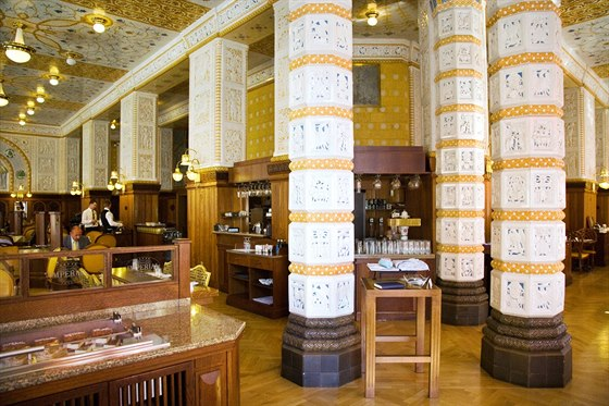 Rekonstrukce je unikátní nejen množstvím restaurátorských prací, ale i použitím moderních materiálů a konstrukčních řešení.