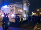 Policie v New Yorku (4. prosince 2014).