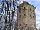 Nový zámek před rekonstrukcí