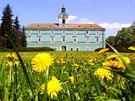 Empírový zámek Dačice