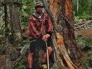 Cestovatel má přírodu a lidi okolo Bajkalu hodně rád.