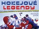 Hokejové legendy - kniha zachycuje životní a hráčské osudy 117 hráčů, trenérů a významných osobností českého a československého hokeje. Každému z nich je věnován celostránkový medailon, fotografie a základní statistická a životopisná data. Koupit ji můžete na knihy.idnes.cz za 424 korun.