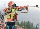 Biatlonistka Gabriela Soukalová miluje sladké.