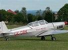 Zlin Z-526F Trener Master. Tímto typem byla zahájena montáž nových motorů Avia M-137A o výkonu 180 k (132 kW) do letounů řady Trener. Stroj umožňoval i ve dvoumístném obsazení kompletní akrobatický výcvik, což u předchozích dvoumístných Trenerů nešlo a museli jste se s tím vždy poprat sami.