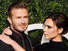 David Bekcham prohlásil, že je na svou ženu velmi pyšný. Victoria Beckhamová už vydělává víc než on.