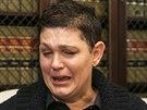 Beth Ferrierov� je jednou z �en, kter� m�l Bill Cosby p�ed lety zdrogovat a zn�silnit.